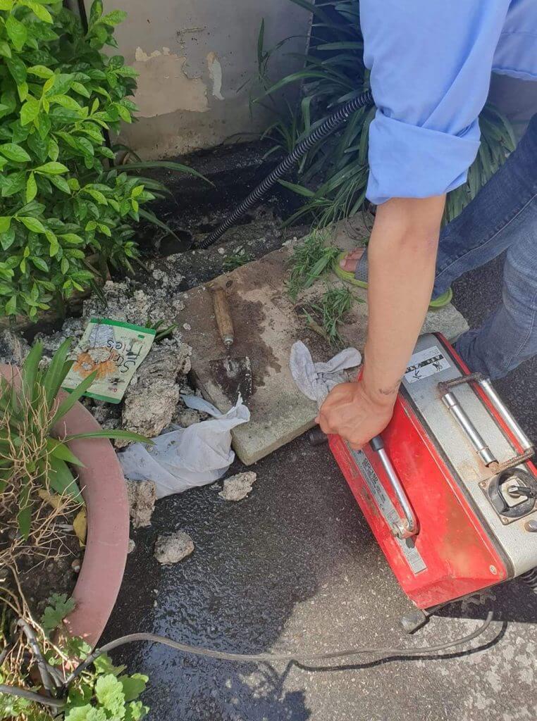 Thông tắc cống tại quận Long Biên bảo hành 9 tháng, không đục phá