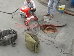 Thông cống nghẹt Nha Trang uy tín triệt để 100%
