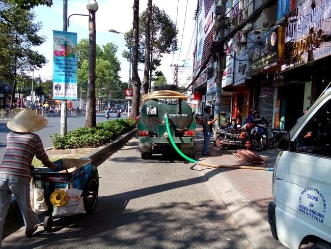 Tìm thợ thông tắc cống tại Hà Nội