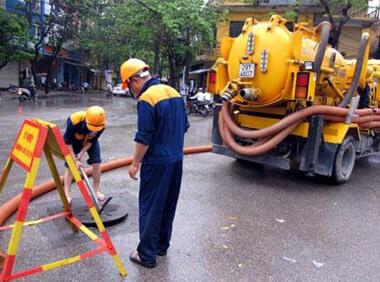 Thông tắc cống tại Trịnh Công Sơn triệt để 100%