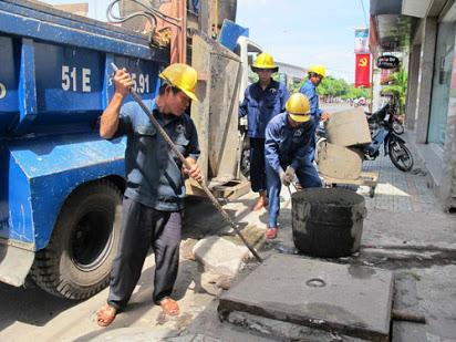 Thông tắc cống tại Mạc Thái Tông uy tín chất lượng